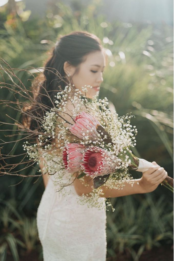 The Wedding of Ian & Alvina by Bali Yes Florist - 004
