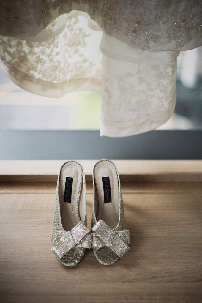A Classic Wedding of Keisha & Roy by Duaritme - 002