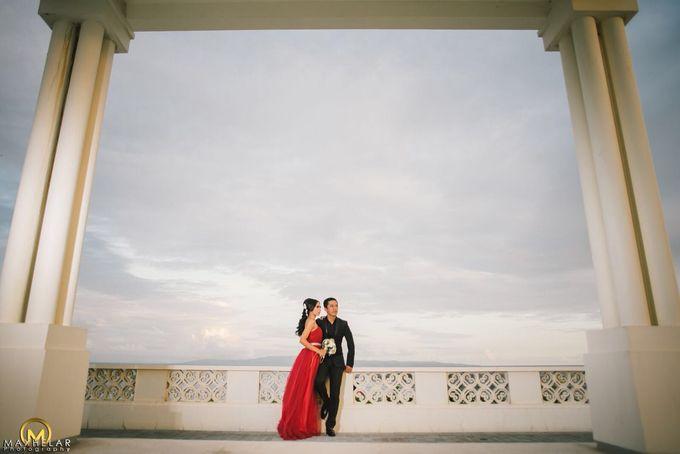 ADI PRE WEDDING PHOTOSHOOT by Rumah Luwih Beach Resort - 005