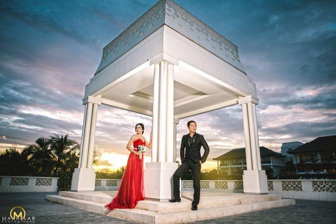 ADI PRE WEDDING PHOTOSHOOT by Rumah Luwih Beach Resort - 006
