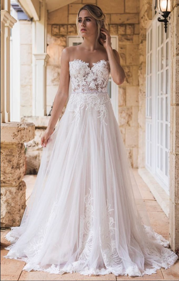 Charmed by Rae by Made In Heaven Brides - 006