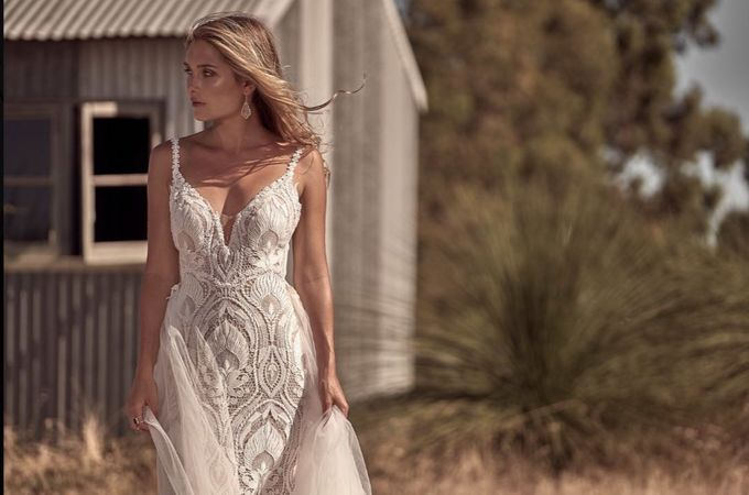 Charmed by Rae by Made In Heaven Brides - 007
