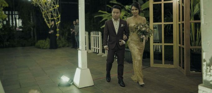 Kezia and Ray Wedding by AVIARY Bintaro - 005