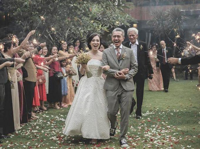 Elliot & Herlinda Wedding by Alindra Villa - 012