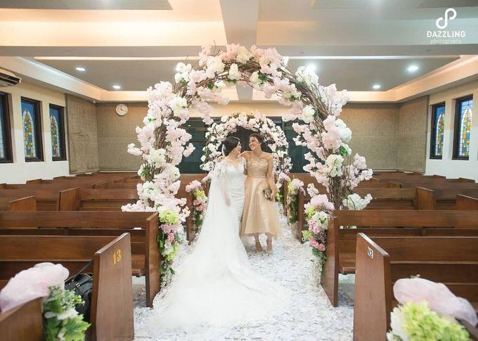 Joe & Wendy Wedding by Adhyakti Wedding Planner & Organizer - 004