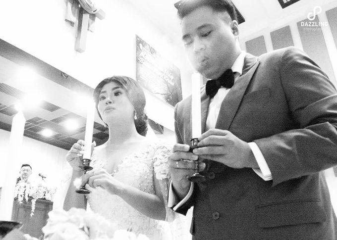 Joe & Wendy Wedding by Adhyakti Wedding Planner & Organizer - 009