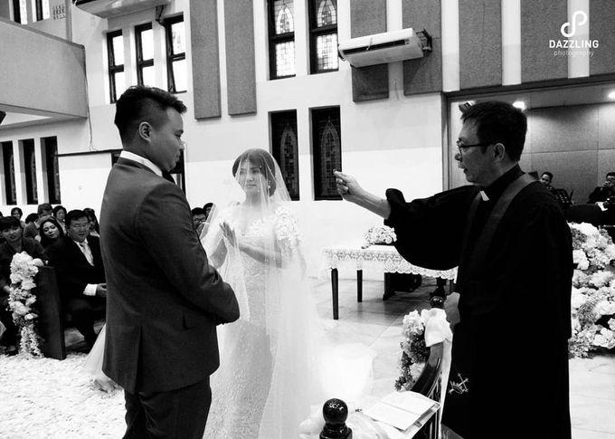 Joe & Wendy Wedding by Adhyakti Wedding Planner & Organizer - 011