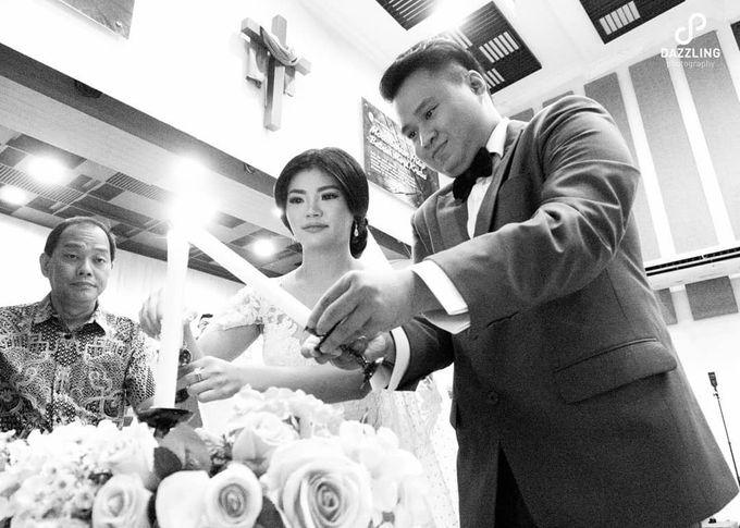 Joe & Wendy Wedding by Adhyakti Wedding Planner & Organizer - 010
