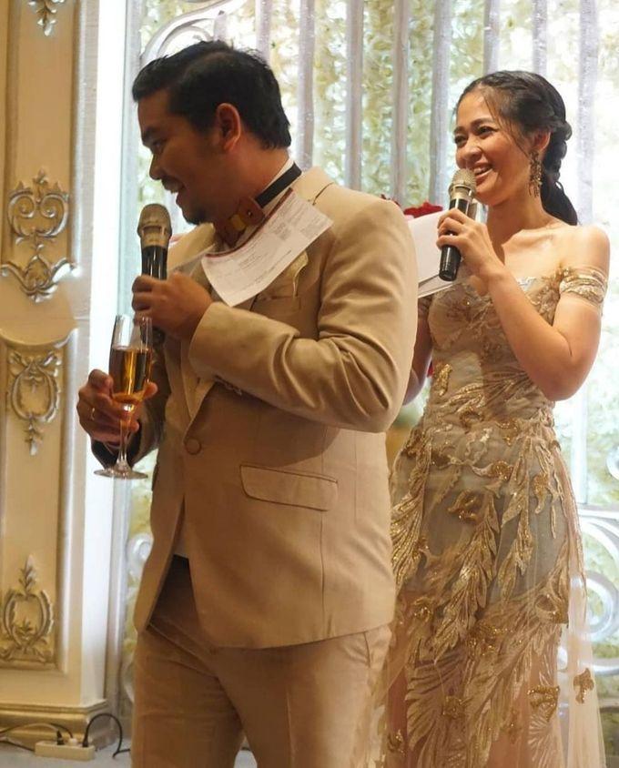 Joe & Wendy Wedding by Adhyakti Wedding Planner & Organizer - 021