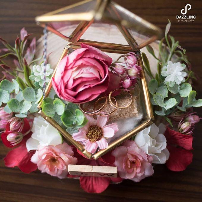 Joe & Wendy Wedding by Adhyakti Wedding Planner & Organizer - 007