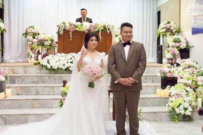 Joe & Wendy Wedding by Adhyakti Wedding Planner & Organizer - 012