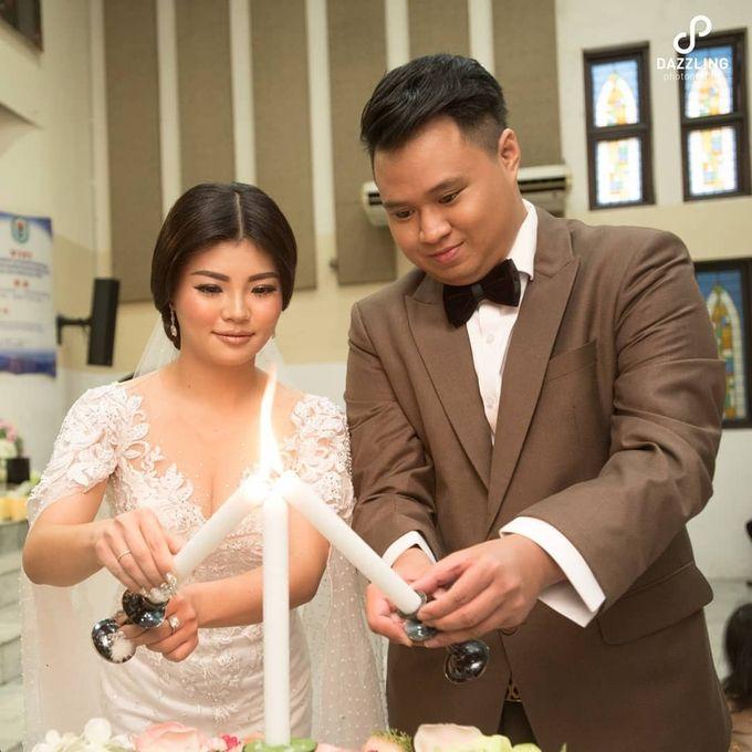 Joe & Wendy Wedding by Adhyakti Wedding Planner & Organizer - 008