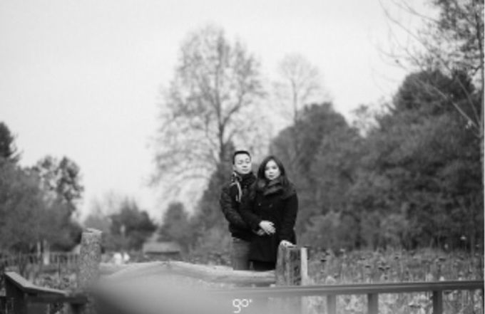 Okie & Marina Pre Wedding by go+ - 003