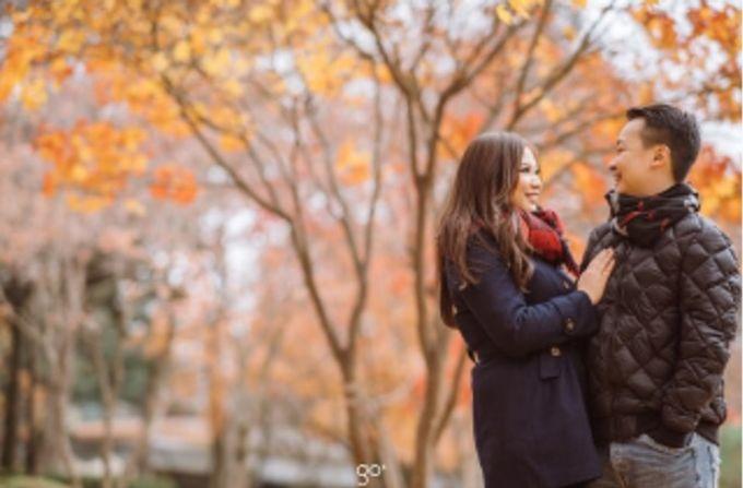 Okie & Marina Pre Wedding by go+ - 004