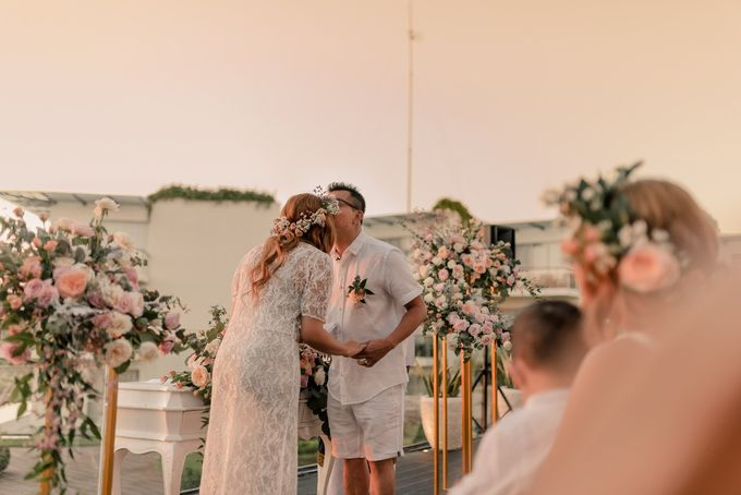 Love's in the air, Anang & Ashanty Wedding Anniversary in Bali by Silverdust Decoration - 019