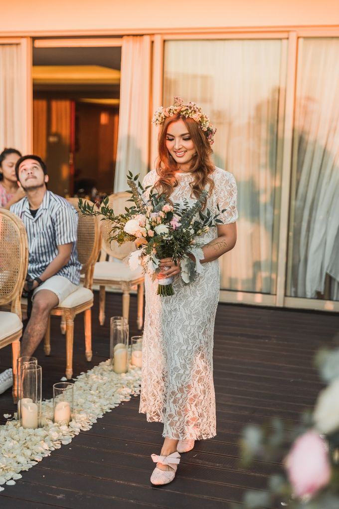 Love's in the air, Anang & Ashanty Wedding Anniversary in Bali by Silverdust Decoration - 020