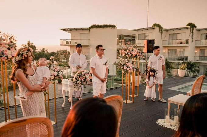 Love's in the air, Anang & Ashanty Wedding Anniversary in Bali by Silverdust Decoration - 010