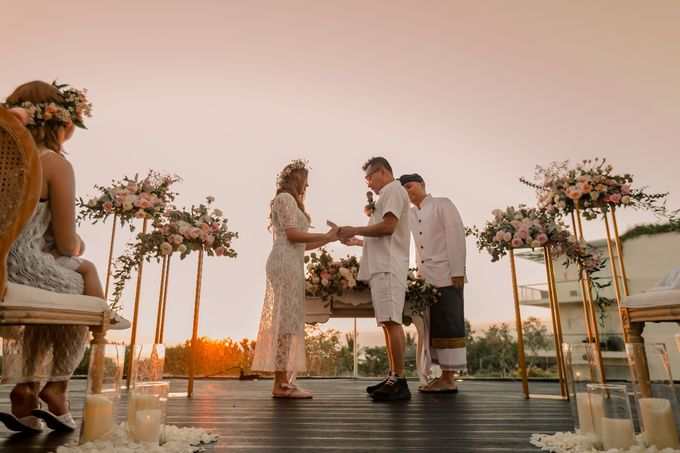Love's in the air, Anang & Ashanty Wedding Anniversary in Bali by Silverdust Decoration - 011