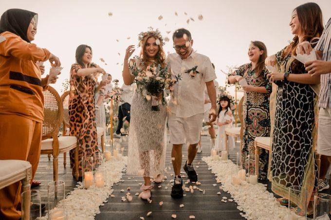 Love's in the air, Anang & Ashanty Wedding Anniversary in Bali by Silverdust Decoration - 012