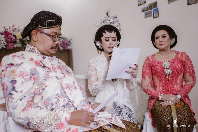 Angga & Nesha Wedding Day by Adhyakti Wedding Planner & Organizer - 003
