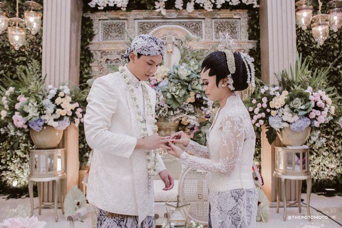 Angga & Nesha Wedding Day by Adhyakti Wedding Planner & Organizer - 009
