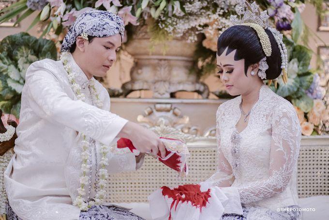 Angga & Nesha Wedding Day by Adhyakti Wedding Planner & Organizer - 008