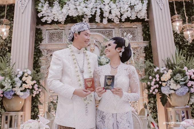 Angga & Nesha Wedding Day by Adhyakti Wedding Planner & Organizer - 010