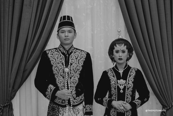 Angga & Nesha Wedding Day by Adhyakti Wedding Planner & Organizer - 012