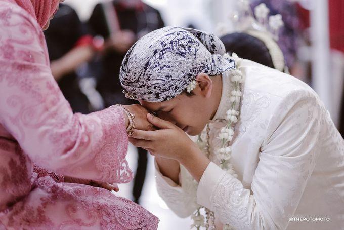 Angga & Nesha Wedding Day by Adhyakti Wedding Planner & Organizer - 007