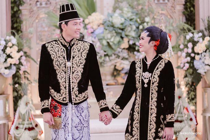 Angga & Nesha Wedding Day by Adhyakti Wedding Planner & Organizer - 015
