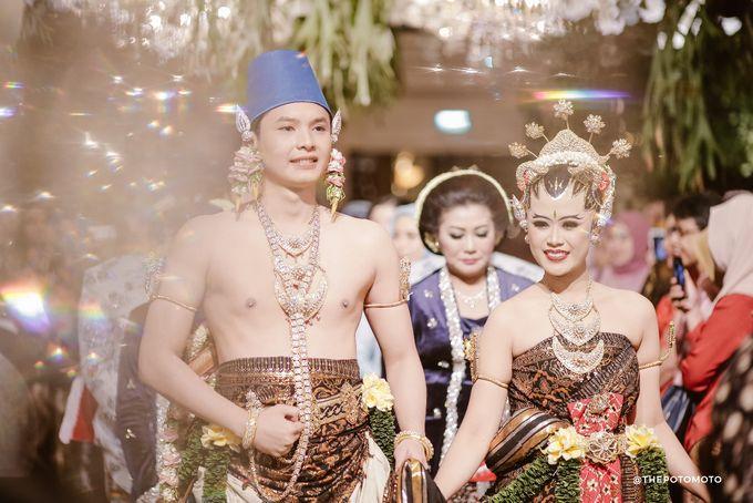 Angga & Nesha Wedding Day by Adhyakti Wedding Planner & Organizer - 016