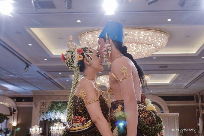 Angga & Nesha Wedding Day by Adhyakti Wedding Planner & Organizer - 018