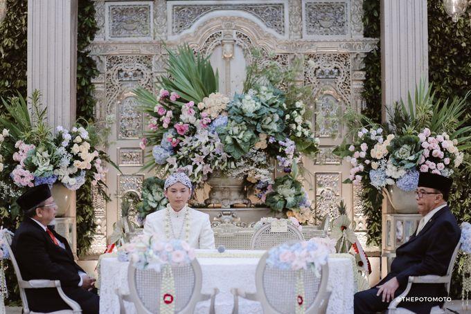 Angga & Nesha Wedding Day by Adhyakti Wedding Planner & Organizer - 004