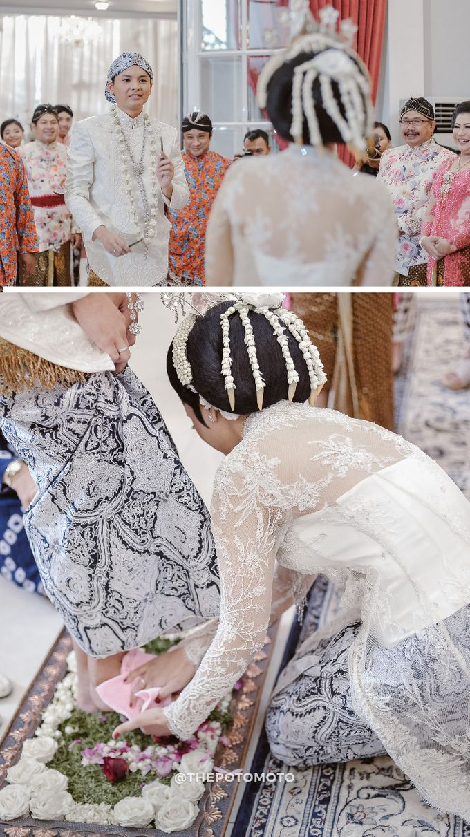 Angga & Nesha Wedding Day by Adhyakti Wedding Planner & Organizer - 006