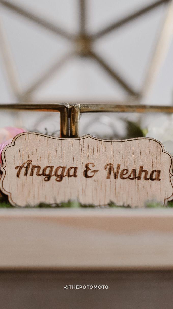 Angga & Nesha Wedding Day by Adhyakti Wedding Planner & Organizer - 002