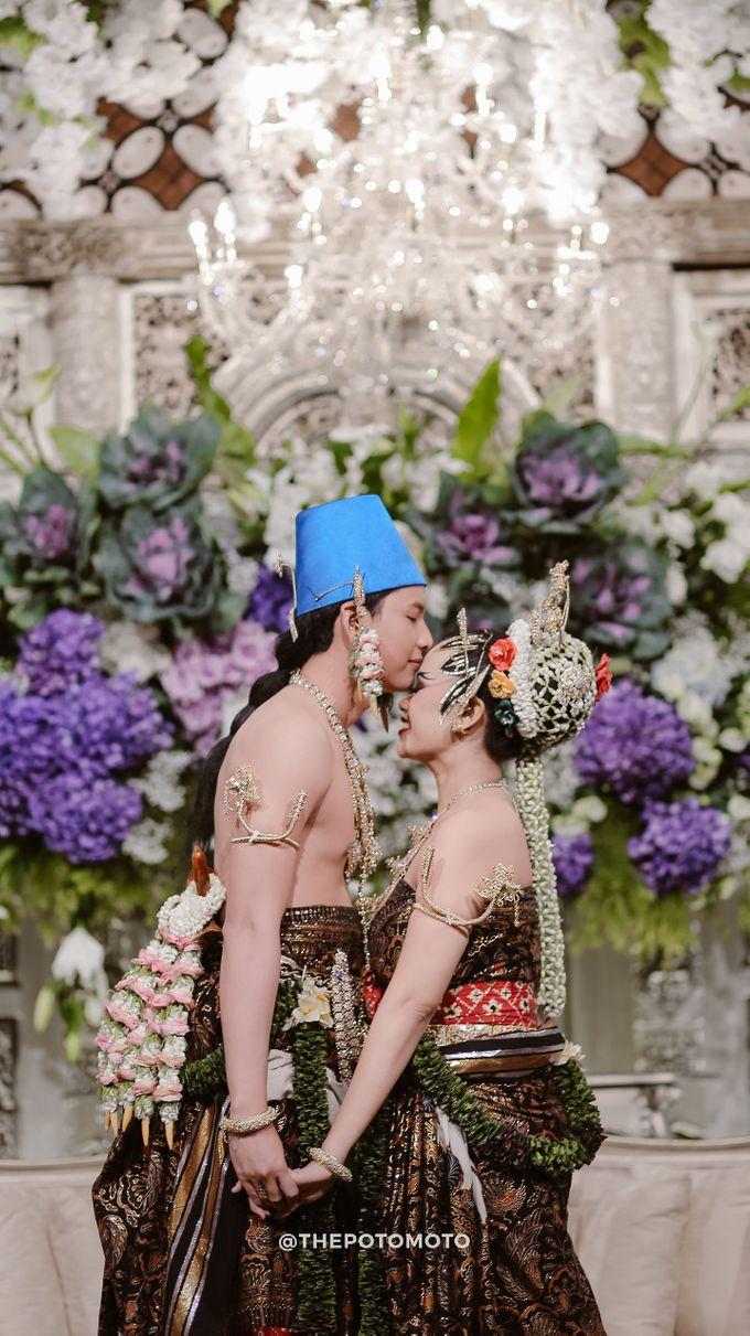 Angga & Nesha Wedding Day by Adhyakti Wedding Planner & Organizer - 019