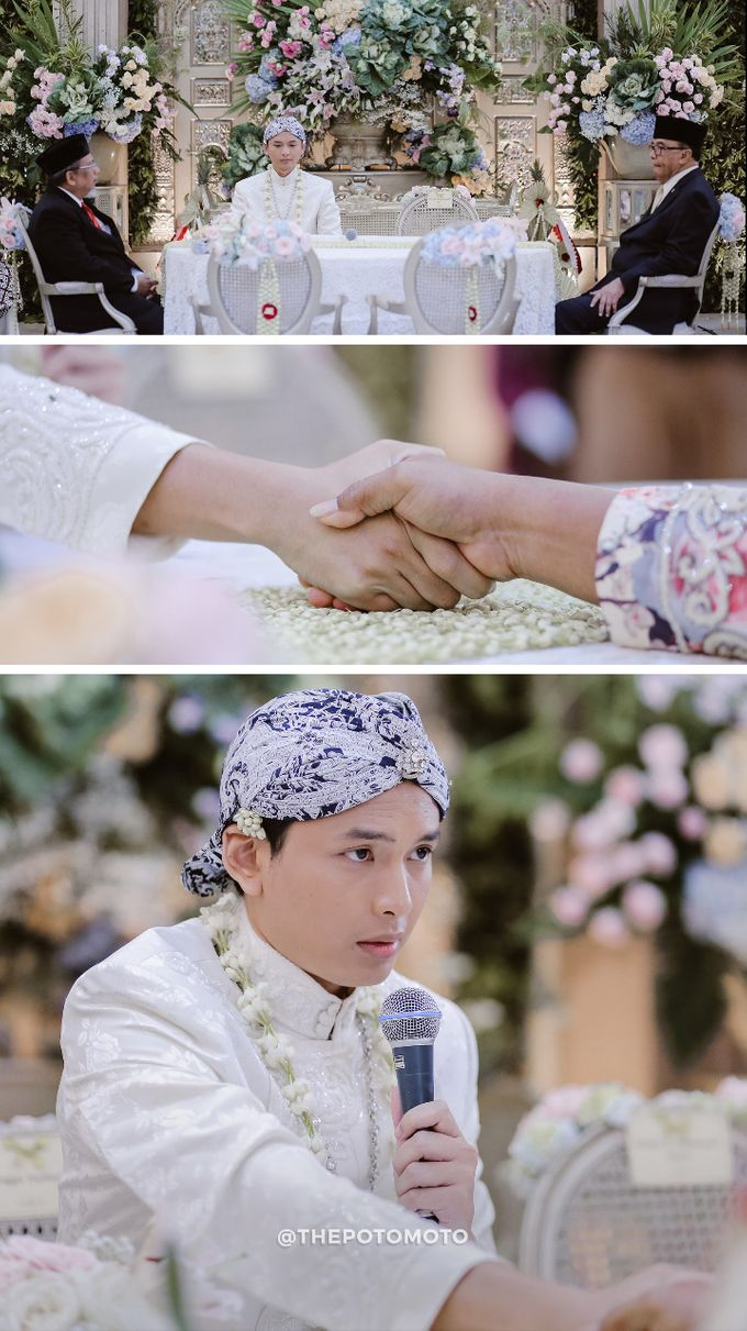 Angga & Nesha Wedding Day by Adhyakti Wedding Planner & Organizer - 005