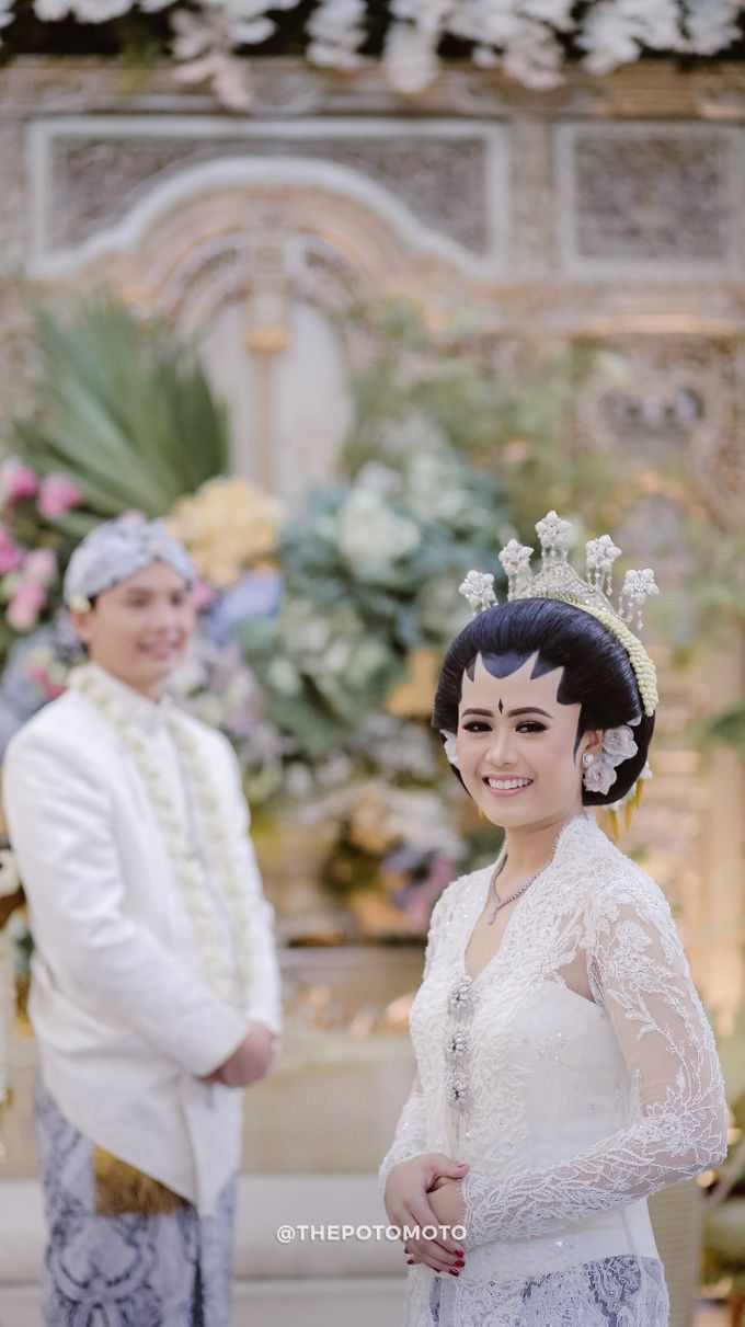 Angga & Nesha Wedding Day by Adhyakti Wedding Planner & Organizer - 011