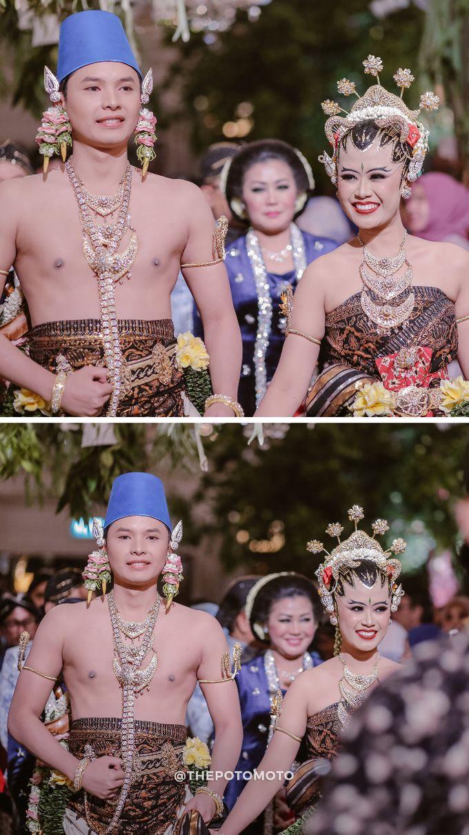Angga & Nesha Wedding Day by Adhyakti Wedding Planner & Organizer - 017