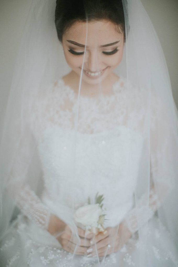 Wedding of Ferdie & Intany by Michelle Alphonsa - 004