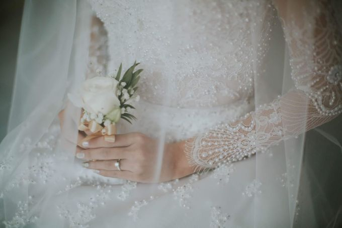 Wedding of Ferdie & Intany by Michelle Alphonsa - 005