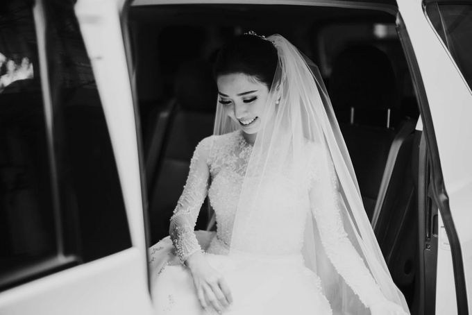 Wedding of Ferdie & Intany by Michelle Alphonsa - 007