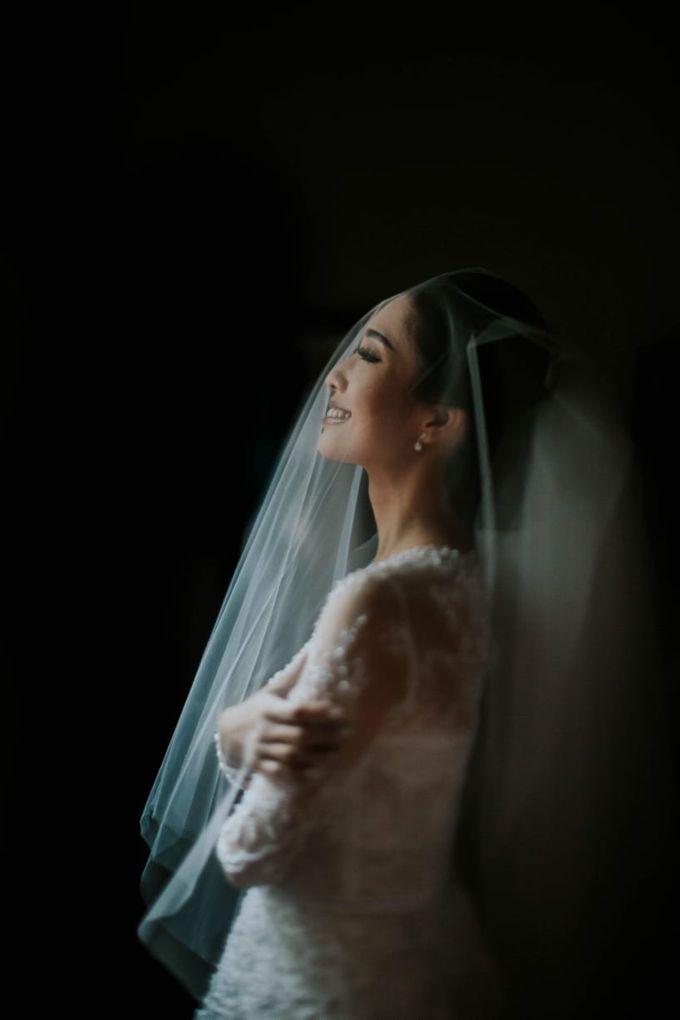 Wedding of Ferdie & Intany by Michelle Alphonsa - 006
