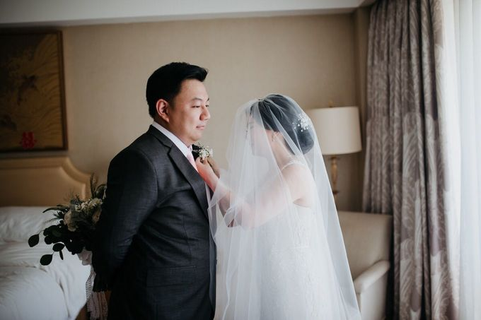 The Wedding of Fiska & Hendra by Bali Eve Wedding & Event Planner - 008