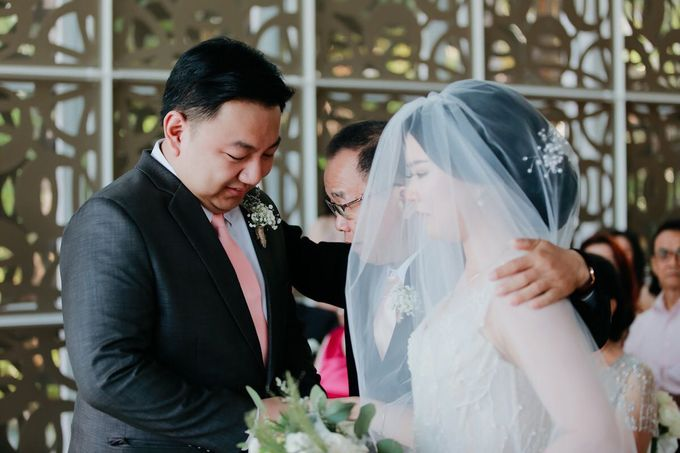 The Wedding of Fiska & Hendra by Bali Eve Wedding & Event Planner - 012