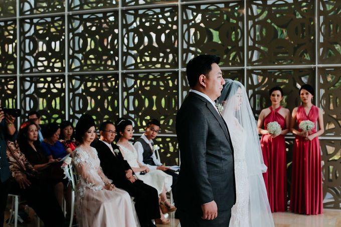 The Wedding of Fiska & Hendra by Bali Eve Wedding & Event Planner - 011