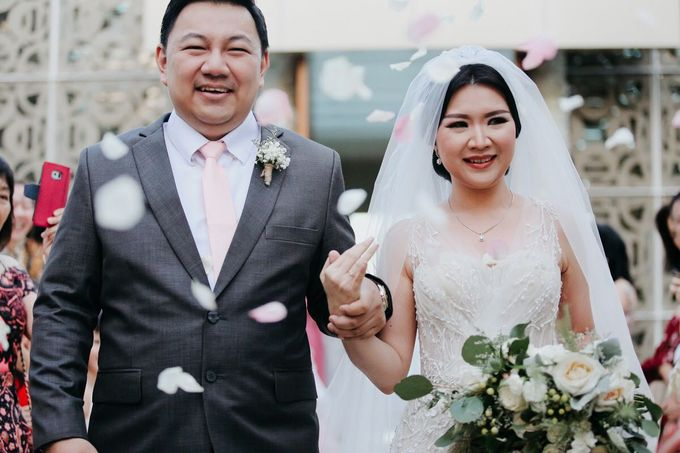 The Wedding of Fiska & Hendra by Bali Eve Wedding & Event Planner - 023