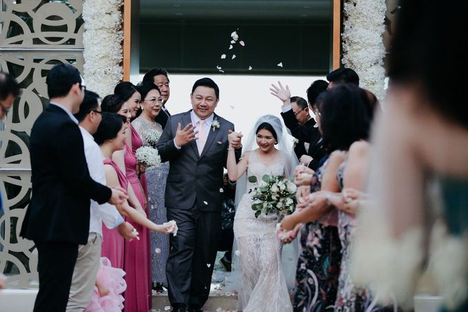 The Wedding of Fiska & Hendra by Bali Eve Wedding & Event Planner - 022