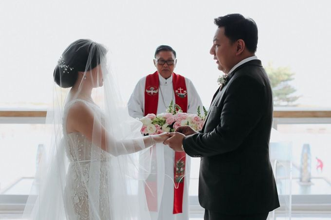 The Wedding of Fiska & Hendra by Bali Eve Wedding & Event Planner - 016