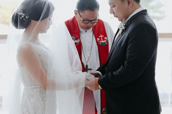 The Wedding of Fiska & Hendra by Bali Eve Wedding & Event Planner - 018